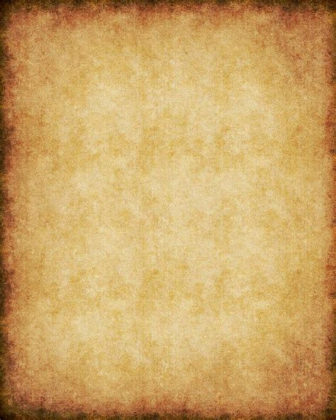 blank page template dark edged parchment paper
