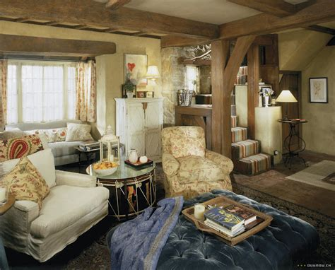 Southern Style Living Rooms by Kate Winslet S English Cottage In Quot The Holiday Quot