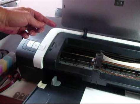 resetter hp officejet k7100 how to install a ciss onto a k7100 deskjet 9800 youtube