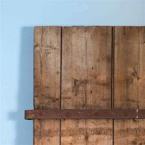 Large Antique Barn Door Ideal To Hang As Sliding Door Large Sliding Barn Doors