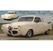 Studebaker Starlight Coupe Information