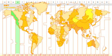 gmt time zone map usa gmt greenwich time reno nv united states usa