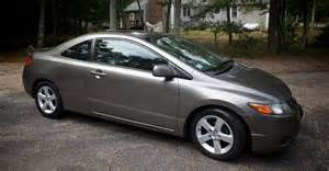 purchase used 2006 honda civic ex coupe 2 door 1 8l in