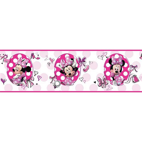 cool wallpaper borders the gallery for gt baby mickey mouse wallpaper border