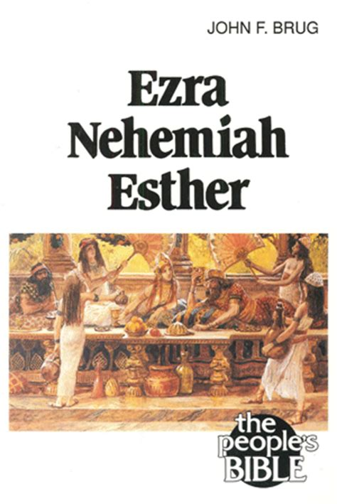 ezra and nehemiah the two horizons testament commentary thotc books ezra nehemiah esther after 70 years of captivity in