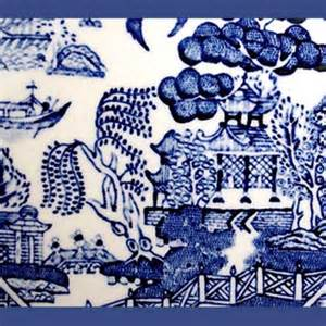 willow pattern close up design files with colin bisset willow pattern details
