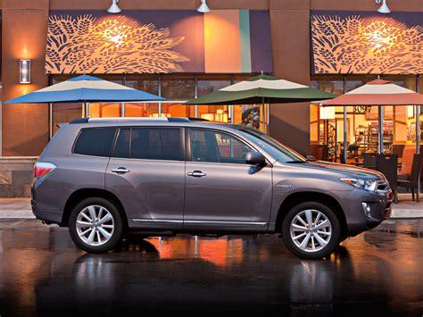 2012 Toyota Highlander Reviews 2012 Toyota Highlander Hybrid Price Photos Reviews