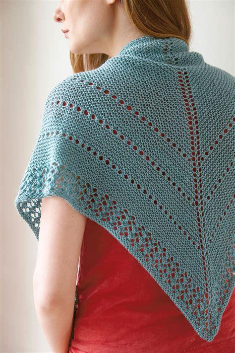 knitting shawl 59 triangle shawl knitting pattern free knit triangle