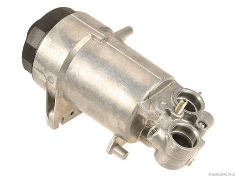 engine oil filter housing replacement acdelco dorman genuine mopar p  parts