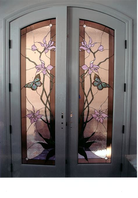 Door Stained Glass Stained Glass Gallery Joanne S Stained Glass Truckee Ca