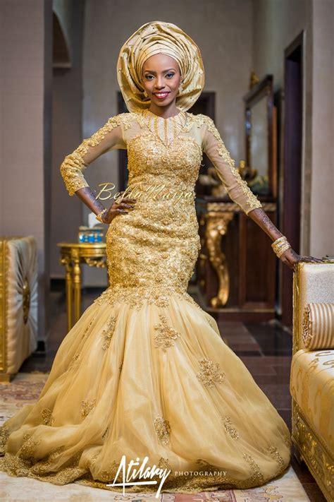 nigerian traditional wedding dress styles farida salisu yusha u abubakar sani aminu hausa muslim