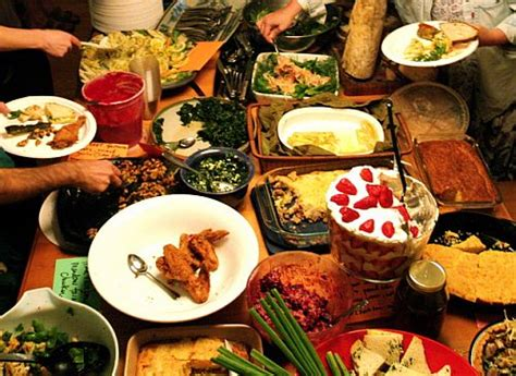 party potluck themes the church potluck the other journal