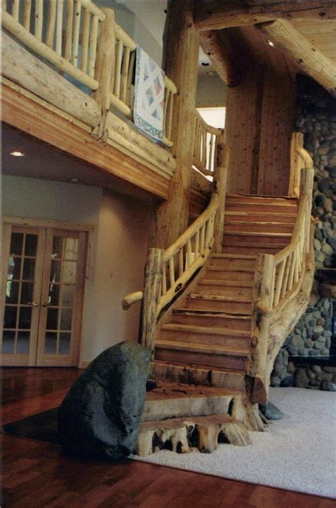 unusual banisters 17 best ideas about rustic stairs on pinterest basement
