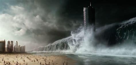 film terbaru geostorm nature fights back in first trailer for geostorm