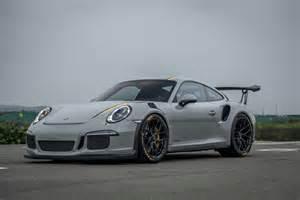 Porsche Gt3 Wheels Featured Fitment Porsche 911 Gt3 Rs With Vorsteiner Vcs