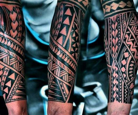 forearm tribal tattoos for guys 60 tribal forearm tattoos for manly ink design ideas