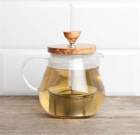 glass teapot with glass teapot with infuser