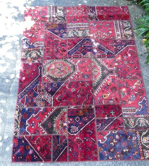 rug lots a patchwork rug the antiques lots only cordy s antiques reporter