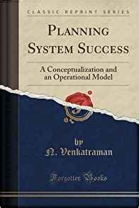 mechanism of the heavens classic reprint books planning system success a conceptualization