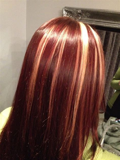 mahoganey hair with highlights love this mahogany copper colour with highlights hair