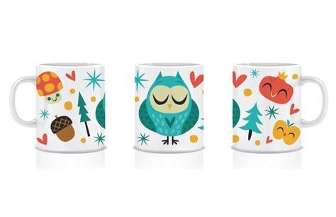 mug design template illustrator how to create a mug illustration in adobe illustrator