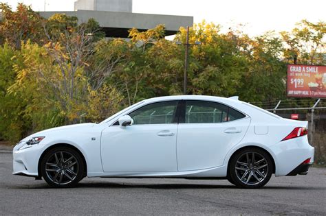 used lexus is 250 f sport 2014 lexus is 250 awd f sport quick spin photo gallery