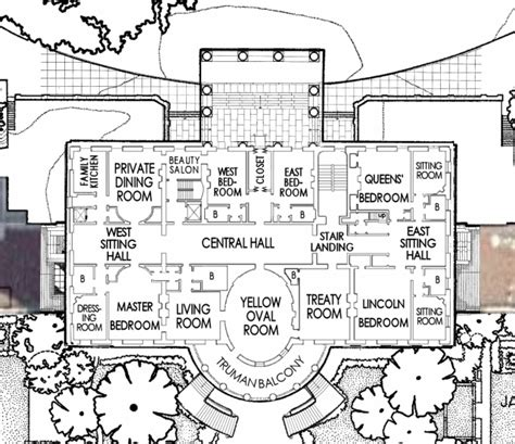 What Is Wh In Floor Plan by Cookaholics Bulletin Board View Topic The Obama White