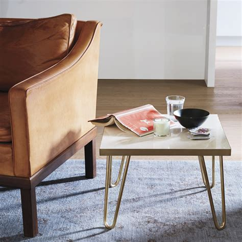 brass leg side table martha stewart