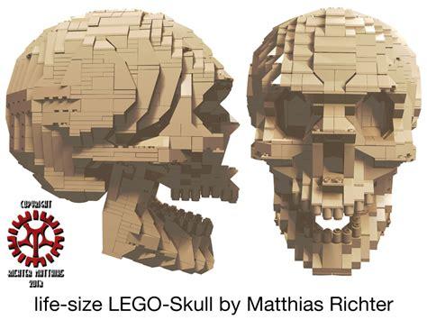 size lego skull 01 by steam on deviantart