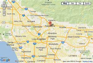 map of pasadena california introducing our pasadena cottage our cozy cubbyhole