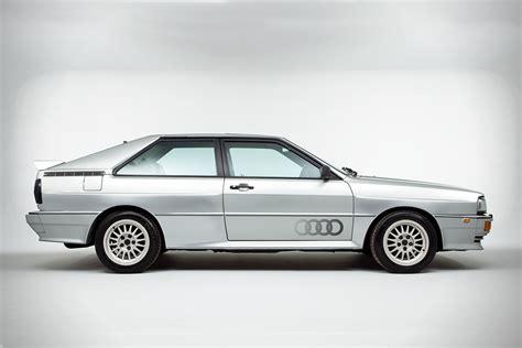 Audi Rr Quattro by Auction Block 1990 Audi Rr Quattro 20v Hiconsumption
