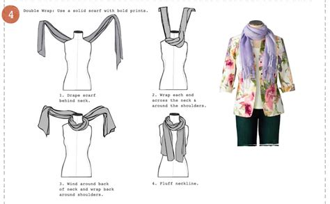 b b fashion house how to tie a scarf