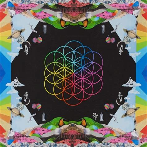 coldplay head full of dreams album a head full of dreams limited edition signed and
