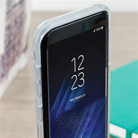 Otterbox Symmetry Series Clear For Samsung S8 Clear Original 1 otterbox symmetry clear samsung galaxy s8 plus clear