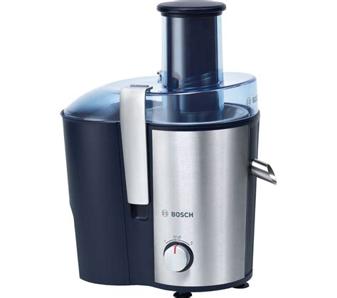 buy bosch mes3000gb juicer silver free delivery currys