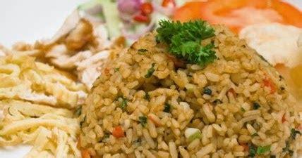 cara membuat nasi goreng ala pedagang kaki lima a yun nasi goreng enak dan sederhana