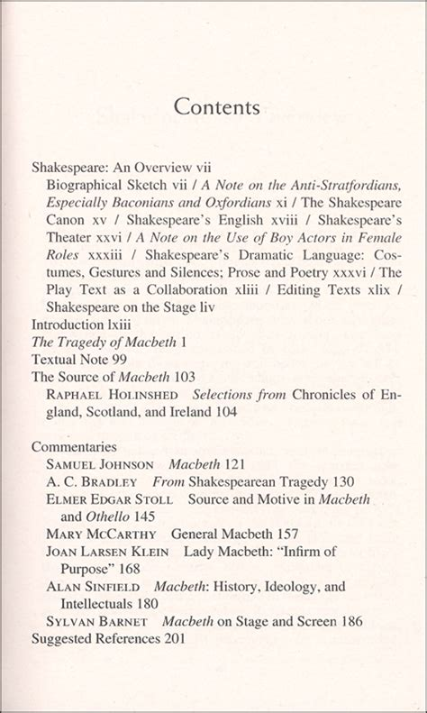 Macbeth As A Tragedy Essay by Tragedy Of Macbeth With New And Updated Critical Essays And A Revised Bibliography 019359