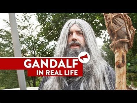 gandalf actor you shall not pass gandalf trying his quot you shall not pass quot spell in real life