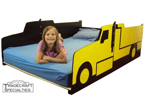 Truck Bed Frame Truck Size Bed Frame Handcrafted Truck Themed