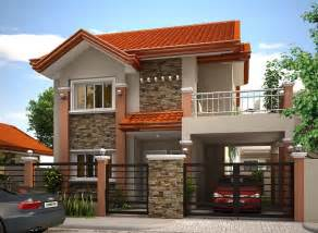 Other architectural features of these modern house designs are spanish
