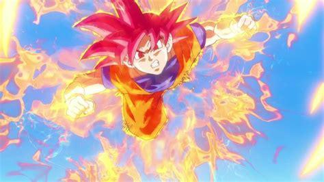 dragon ball super wallpaper 1080p goku super saiyan god 1080p wallpaper dragonball z
