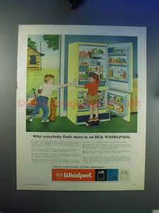 Soft Whirlpool 1959 by 1959 Rca Whirlpool Refrigerator Ad Finds More