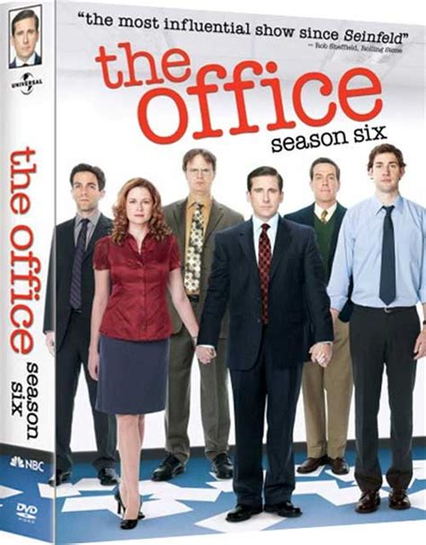The Office Season 6 the office dvd news box for the office season 6 on