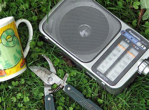 Garden Radio Garden Journal 06