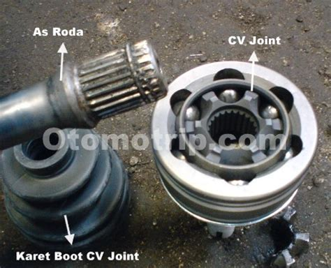 Karet Boot As Roda Cv Joint Dalam Inner Honda Jazz Limited roda depan mobil bunyi saat belok otomotrip