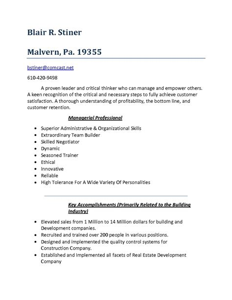Personal Resume by Personal Skills For Resume Personal Assistant Resume