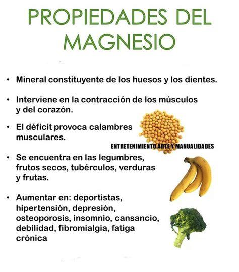 en que alimentos esta el magnesio 10 alimentos ricos en magnesio que tomar 225 s todos los d 237 as