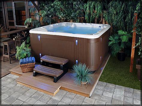 tub patio ideas small back yard tub ideas