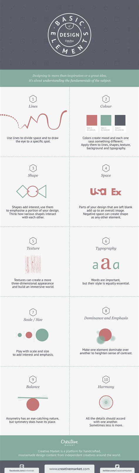design elements basic infographic 10 basic elements of design creative market