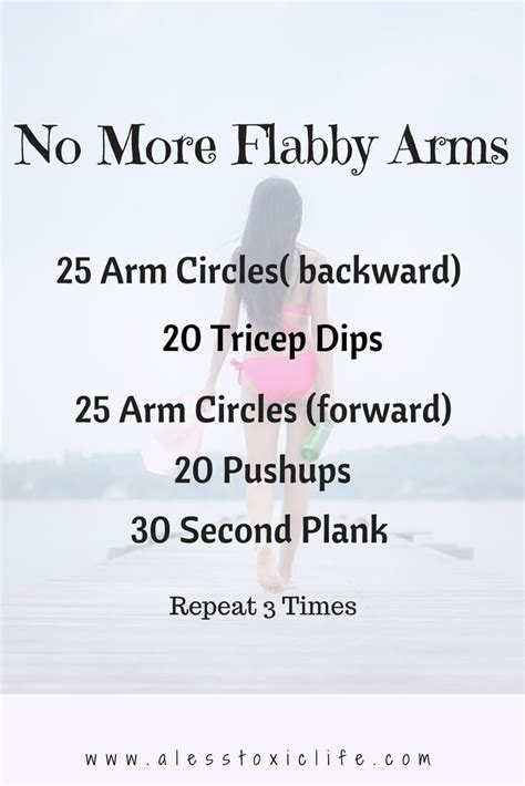 10 workouts to tone your arms at home